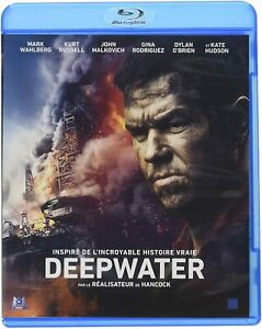 Deepwater [Blu-Ray] Mark Wahlberg - NEUF SOUS BLISTER