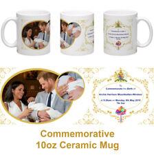 Archie Harrison Mountbatten-Windsor birth commemorative 10oz ceramic mug