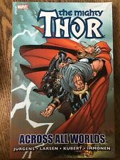Thor Across All Worlds Tpb Never Been Read