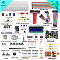 Adeept New Starter Kit for Raspberry Pi 2 model B/ B+  Python  LCD1602 LED
