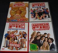 DVD - American Pie 1-8 Komplett! Das Klassentreffen / Teenagerkomödien