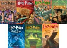 J.K. Rowling - Harry Potter Series Complete (AVAILABLE IN PDF AND EPUB VERSIONS)