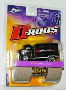 JADA TOYS D-RODS 1947 FORD COE COLLECTOR #31