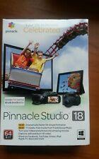 Corel Pinnacle Studio 18 Windows 8 Compatible 64 Bit Original - Opened