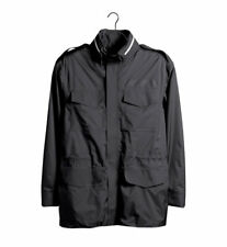 NWT Nike Tech Pack Collection M65 Field Jacket men SMALL hard shell Black OP