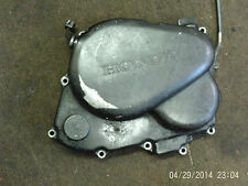 HONDA CB250 CB 250 TWO FIFTY MC26 RH RIGHT ENGINE CLUTCH CASE CASING COVER