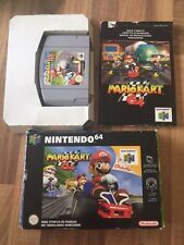 Nintendo 64:       MARIO KART 64        PAL EUR