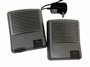 2-station Wired Gate Entry Office Store Home Intercom Doorbell Security