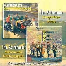 The Astronauts: Competition Coupe / Astronauts Orbit Kampus NEW CD