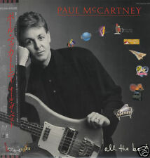 PAUL McCARTNEY - All the Best! / ´87 Japanese Vinyl