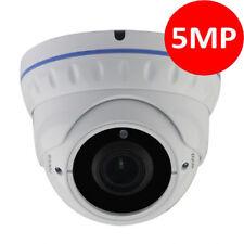 HD TVI 5 Mega Pixel CCTV Night Vision IR dome Eyeball Camera 2.8-12mm HD-TV
