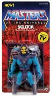 Super7 Masters of the Universe MOTU: Vintage Skeletor 5.5 inch Action Figure NEW