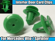 10x Interior Door Card Panel Trim Clips For Mercedes SPRINTER W906 VITO W639