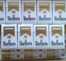 20 Marlboro Light Used Empty Cigarette Boxes Packs Tobacco Arts & Crafts
