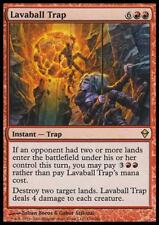 MTG Magic - (R) Zendikar - Lavaball Trap - SP