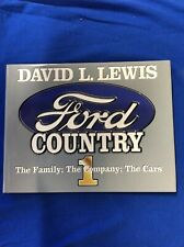 Ford Country Book by Lewis, David Lanier Volume 1