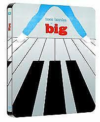 BIG Blu ray Steelbook ( REG B ) Tom Hanks