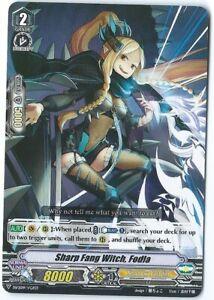Cardfight!! Vanguard BSF2019/VGP03 Sharp Fang Witch, Fodla
