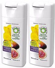 2 - Herbal Essences Wild Naturals Rejuvenating Conditioner with Cassia 3.38 Oz