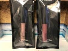 Lot of 2~  Little Mac Lipglass LOVECHILD & GIRL Travel Size NIP Sealed