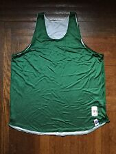 vintage russell athletic reversible mesh jersey tank top mens size XL NWT 90s