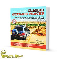 BOILING BILLY PUBLICATIONS VIC WIDMAN'S CLASSIC OUTBACK TRACKS 4X4 BOOK BB83923