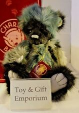 SPECIAL OFFER! Charlie Bears SERGIO (Brand New Stock!)