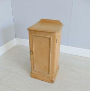 Vintage Rustic Pine Pot Storage Cupboard  |228
