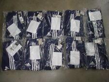 10 Stück 10er Set Adidas TIRO 19 Trainingshose XS dunkelblau-weiß Sonderpreis-