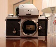 NIKON F Photomic Ftn  mod. APOLLO  + Nikkor 50mm. f1.4+Lens hood HS 5 COME NUOVA