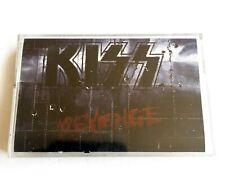Kiss - Revenge - Cassette 8480374 - Unholy, Domino, I Just Wanna etc