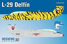 Eduard 1/48 Modelo Kit 8464 Aero L-29 Delfín edición de fin de semana!
