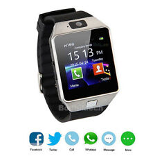 Smart Watch Bluetooth Waterproof GSM MP3 For Android Samsung iPhone