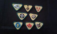 Scouts Canada Cub Proficiency Badges OBSOLETE