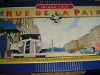 Jeu de société Rendez vous Rue de la Paix - Parker - Monopoly - 1985