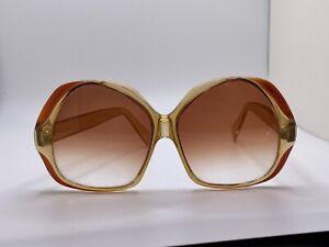 Vintage Foster Grant Women's Oversized Large Rim Sunglasses