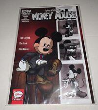 IDW Comics- MICKEY MOUSE #1 1st Print Limited Variant Disney Comics NM