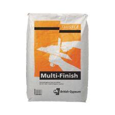 BRITISH GYPSUN THISTLE MULTI FINISH PLASTER 25KG BAG
