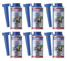 6x LIQUI MOLY 1014 Ventil Sauber 150 ml Kraftstoff Benzin Additiv