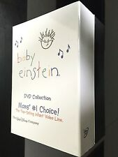 BABY EINSTEIN 26 DISC DVD SET COLLECTION Box Set NEW!