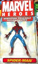 marvel heroes toy biz SPIDER-MAN 2005 universe miniature poseable action figures