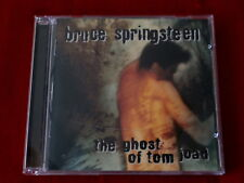 BRUCE SPRINGSTEEN~ THE GHOST OF TOM JOAD~ RARE~ NEAR MINT~ LYRIC INNER SLEEVE~CD