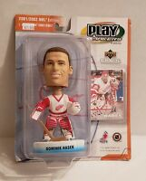 Dominik Hasek 2001-02 NHL Edition Playmakers By Upper Deck Bobble Head
