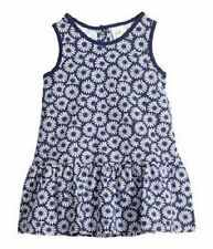 H&M Floral 100% Cotton Clothing (0-24 Months) for Girls