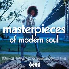 Masterpieces Of Modern Soul (CDKEND 222)