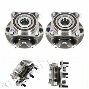 FRONT WHEEL HUB BEARING ASSEMBLY FOR 2003-2009 LEXUS GX470 /4WD PAIR