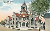 WATERTOWN NY - Asbury M. E. Church