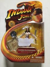 figurine INDIANA JONES dans sa boite HASBRO 2008 MARION RAVENWOOD