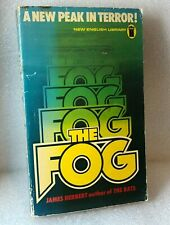The Fog by James Herbert 1976 New English library paperback