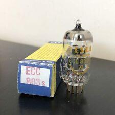ECC803S ECC83 TESLA GOLD PIN NOS VALVE/TUBE (LC69)